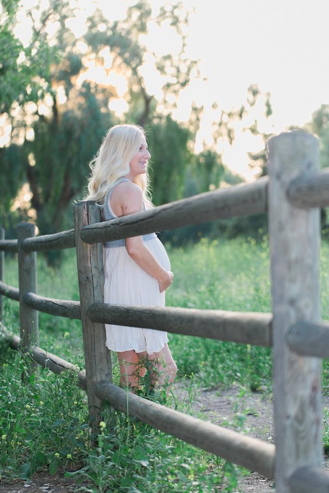 Maternity Session | San Dimas